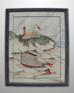 COTTAGE BY THE SEA *SOLD* 0793