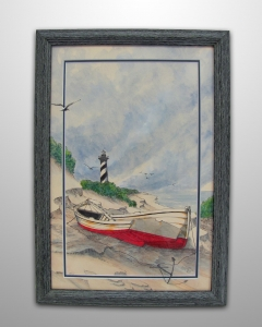 ON THE BEACH *SOLD* 0795